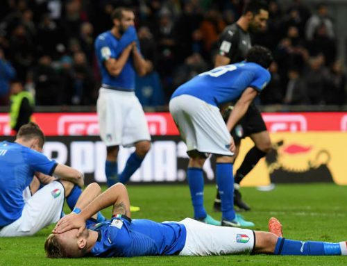 Italy's Economic Impact of Missing The World Cup