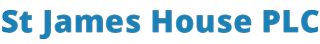 St James House PLC Logo